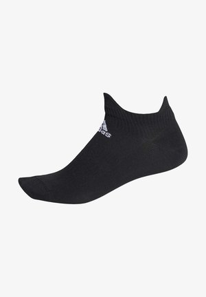 ALPHASKIN LOW SOCKS - Trainer socks - black
