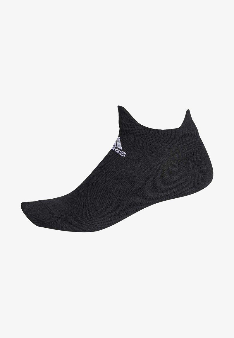 adidas Performance - ALPHASKIN LOW SOCKS - Trainer socks - black