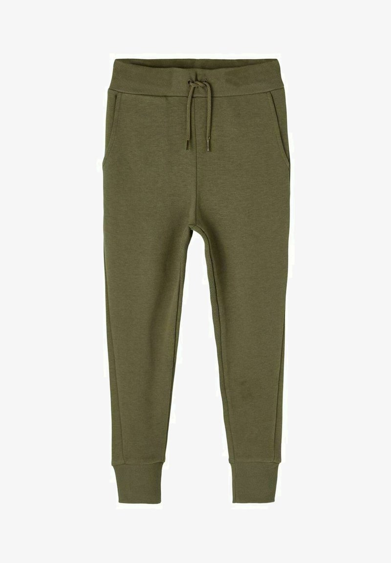 Name it - Tracksuit bottoms - ivy green