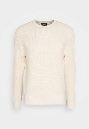 ELIOT - Strickpullover - offwhite
