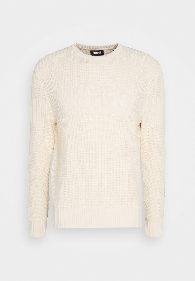 ELIOT - Pullover - offwhite