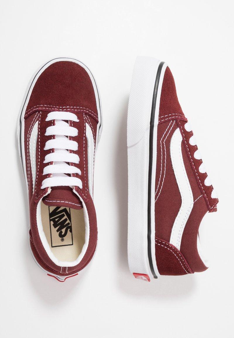 Vans - OLD SKOOL UNISEX - Sneakers basse - andorra/true white