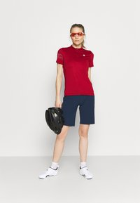 Ziener - NAMINTA LADY TRICOT - Cycling Jersey - red pepper - 1