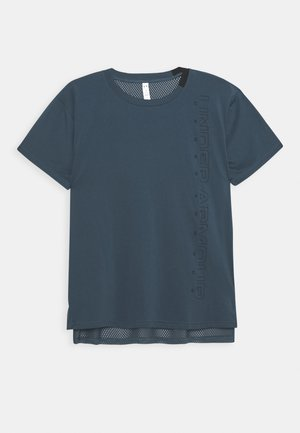 SPORT GRAPHIC - T-Shirt print - mechanic blue