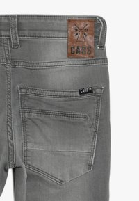 Cars Jeans - BURGO - Slim fit jeans - grey used - 2