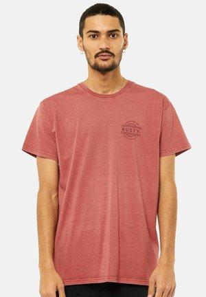Print T-shirt - bruise