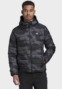 adidas Performance - Sports jacket - grey - 0