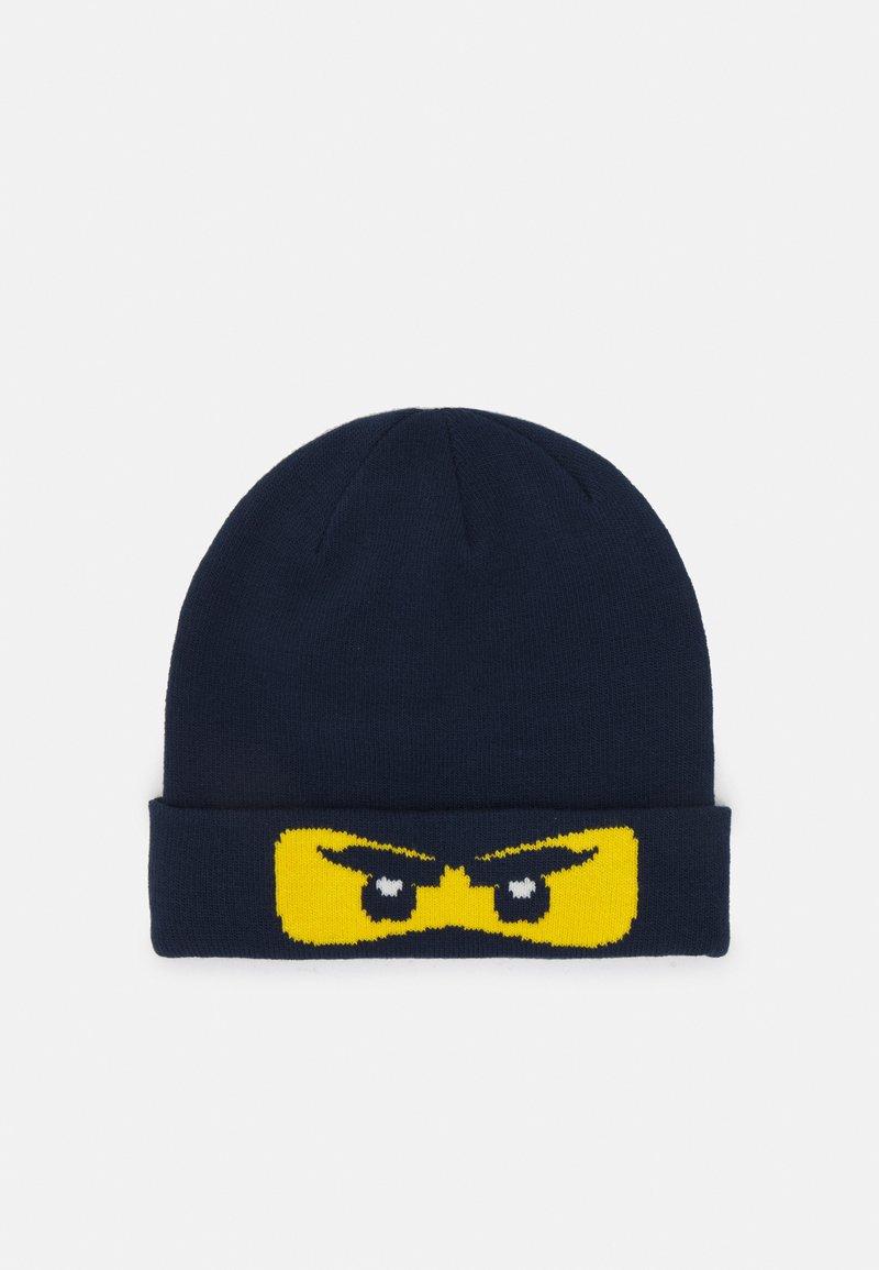 LEGO Wear - HAT UNISEX - Mössa - dark navy