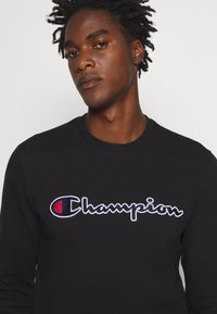 Champion - ROCHESTER CREWNECK - Sweatshirt - black - 4