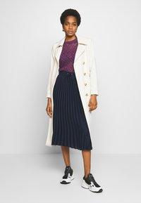 EDITED - PIPER SKIRT - A-line skirt - navy - 1