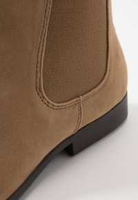 Pier One - Classic ankle boots - sand - 5