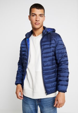CLASSIC HOODED LIGHT WEIGHT  - Veste mi-saison - navy