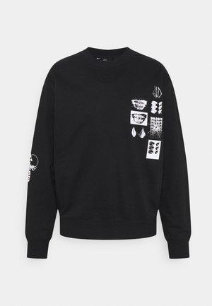 CATCH CREW - Sweater - black