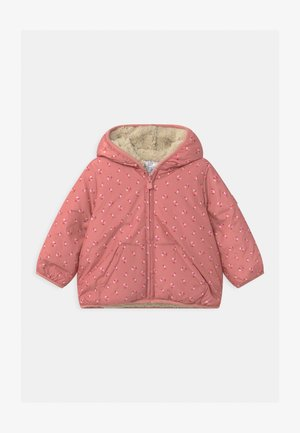 PUFFER - Winter jacket - satiny pink