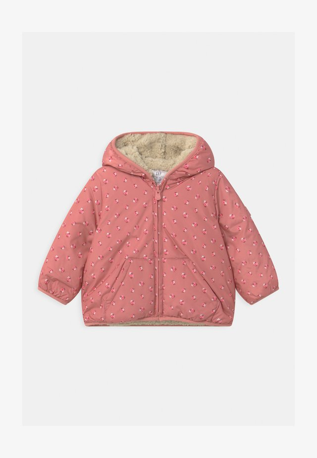 PUFFER - Winterjas - satiny pink