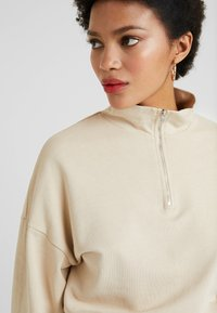 Gina Tricot - Sweatshirt - light beige - 4