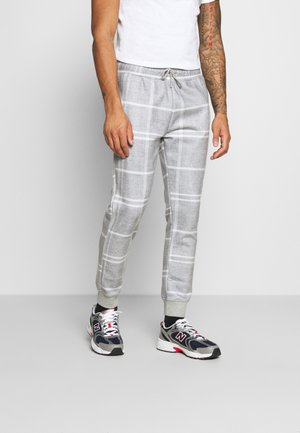 WINDOWPANE  - Tracksuit bottoms - grey