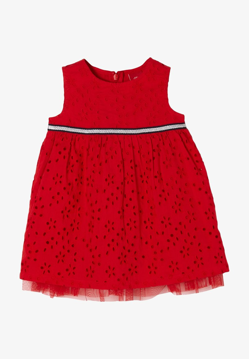 s.Oliver - Day dress - red