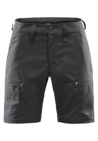 Haglöfs - MID FJELL SHORTS - Sports shorts - true black - 0