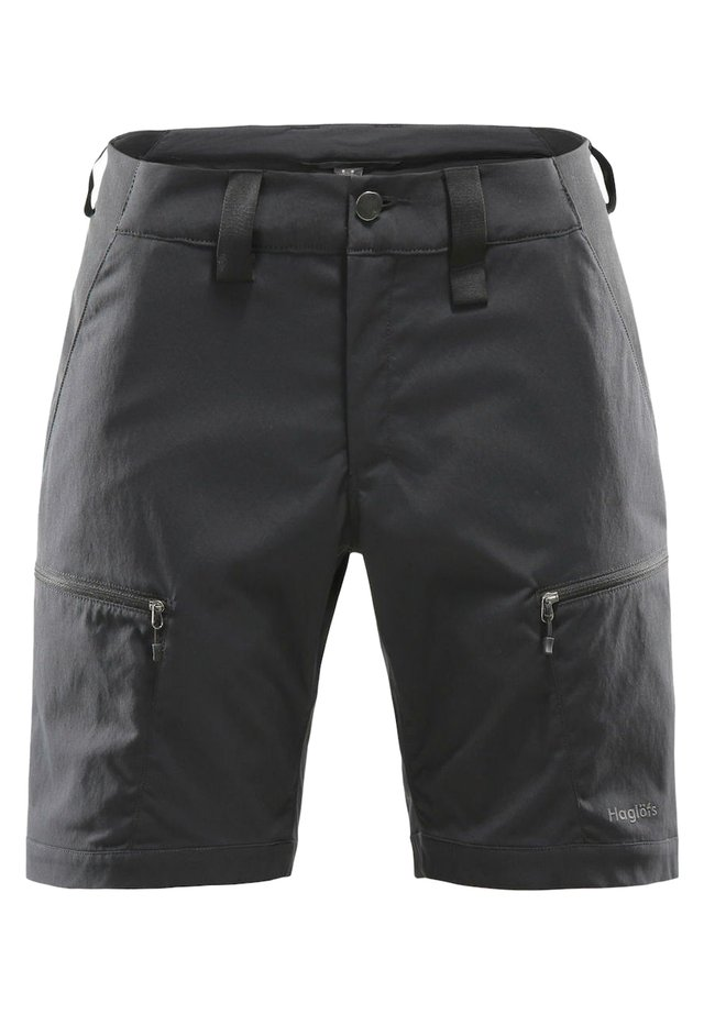 MID FJELL SHORTS - Sports shorts - true black