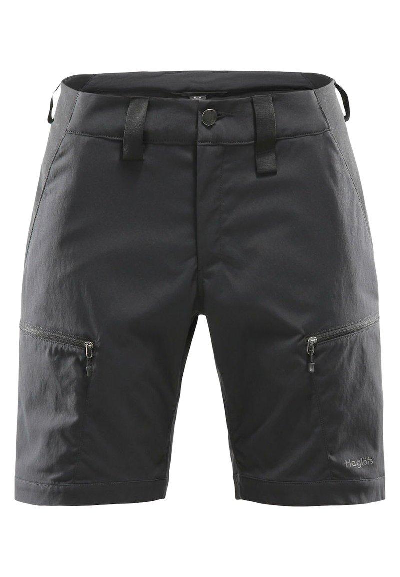 Haglöfs - MID FJELL SHORTS - Sports shorts - true black