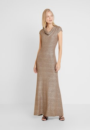 Cocktail dress / Party dress - gold