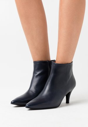 BENETTBO - Ankle boots - navy