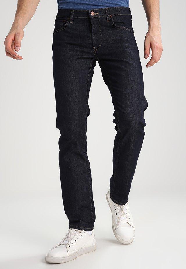 DAREN  - Jeans straight leg - rinse