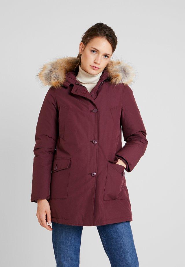 LINDSAY - Płaszcz puchowy - port