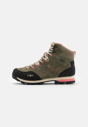 ALCOR MID TREKKING SHOE WP - Outdoorschoenen - kaki