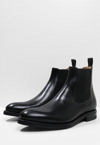 Cordwainer - ARCHER DAYNIGHT  - Kotníkové boty - orleans black - 2