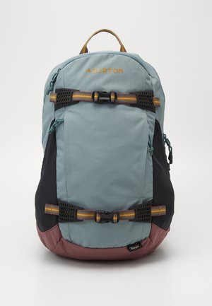 DAY HIKER TRELLIS TRIPRIP - Rucksack - light blue