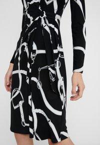 Lauren Ralph Lauren - MATTE DRESS - Fodralklänning - black/colonial - 5