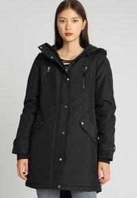Vero Moda - VMTRACK EXPEDITION - Winter coat - black - 3