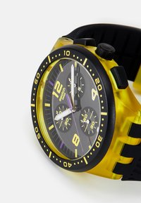 Swatch - TIRE - Chronograaf - yellow - 5