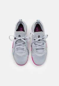 Under Armour - TRIBASE REIGN 3 - Sports shoes - halo gray - 3