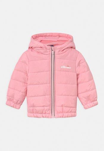 STARS UNISEX - Winterjas - light pink