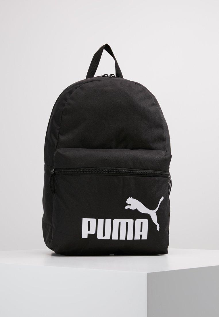 Puma - PHASE BACKPACK - Ryggsekk - puma black