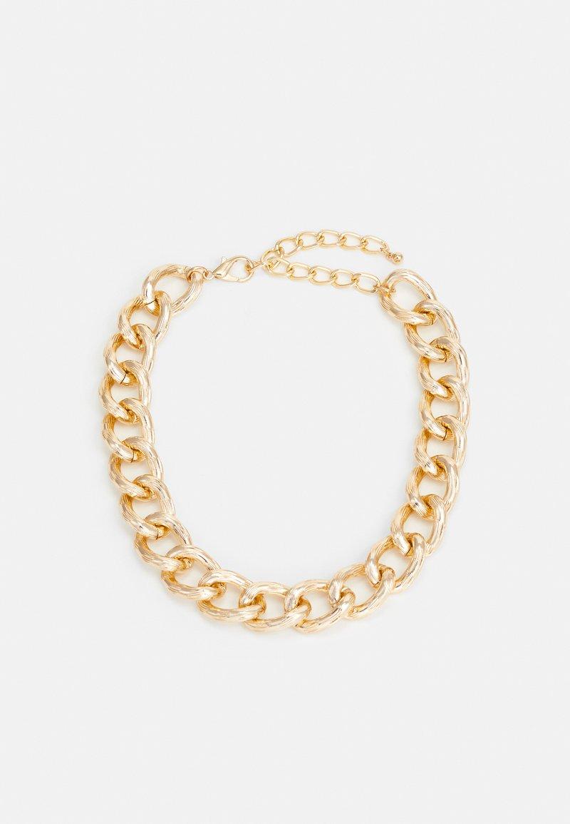 Pieces - PCBITSY NECKLACE - Necklace - gold-coloured