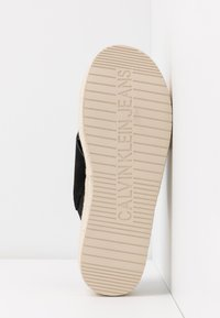 Calvin Klein Jeans - FERNANDA - Heeled mules - black - 6