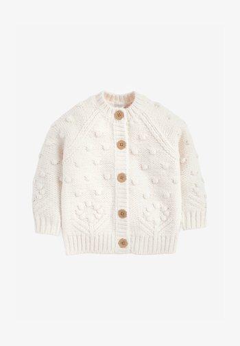 CHUNKY - Cardigan - off-white