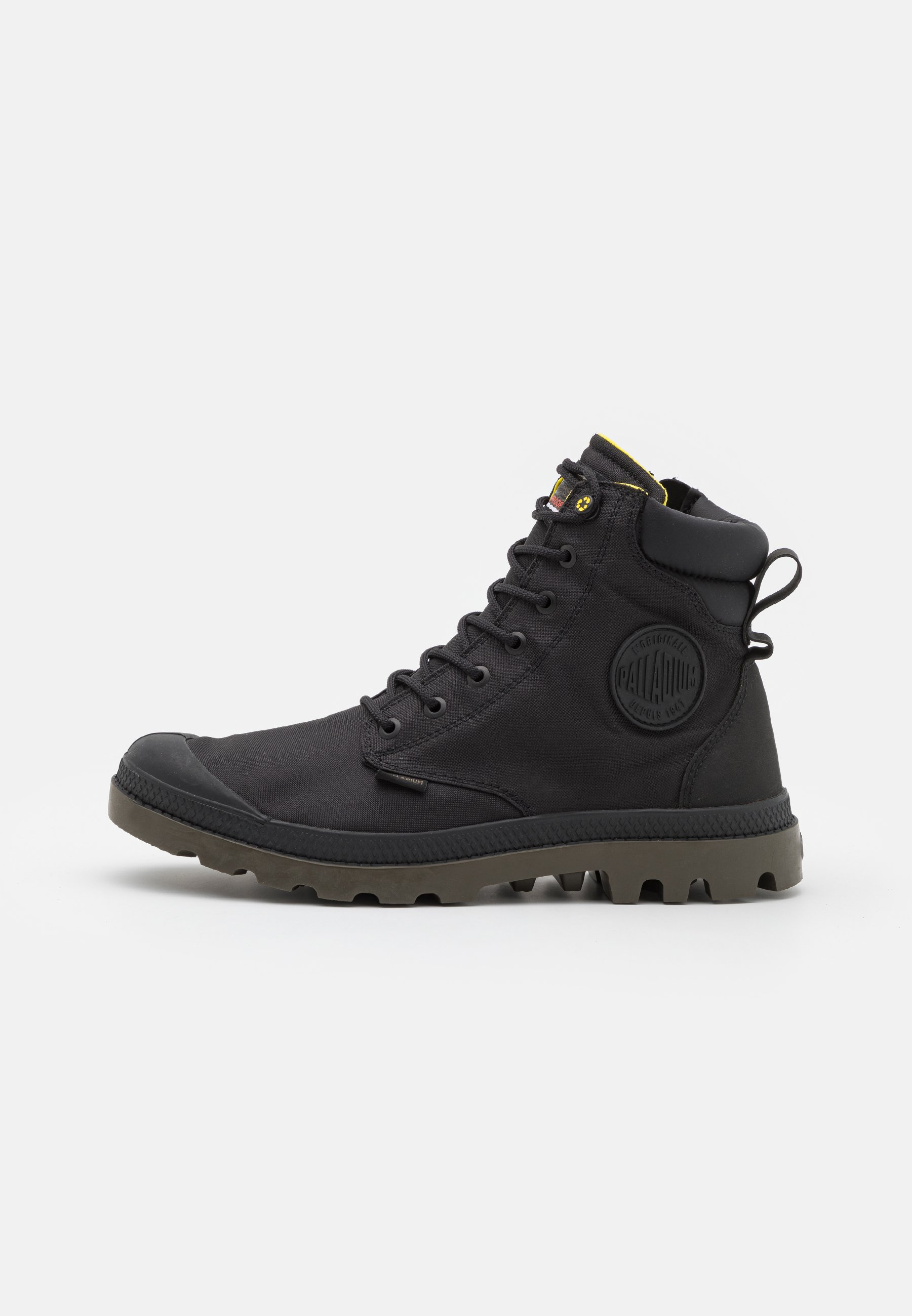 Men PAMPA RCYCL WP+ UNISEX - Lace-up ankle boots