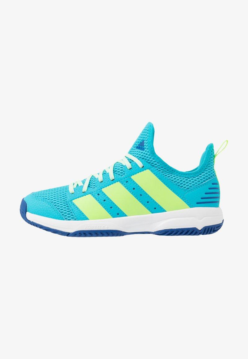 adidas Performance - STABIL - Håndboldsko - turquoise