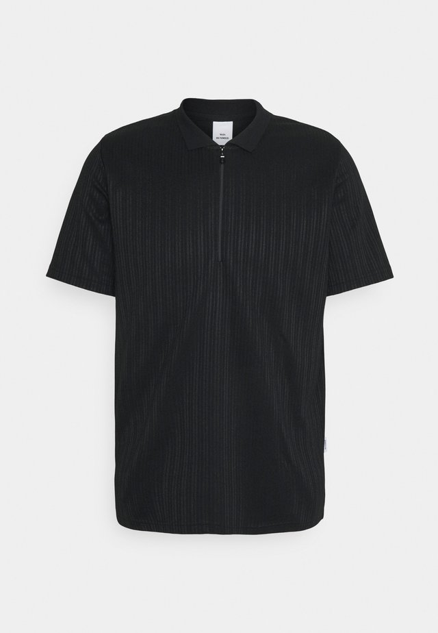 SEAN - Poloshirts - black