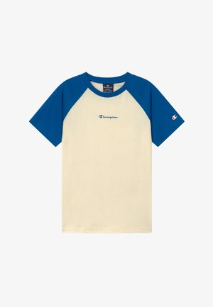 LEGACY AMERICAN CLASSICS SHORT SLEEVE - Print T-shirt - off-white