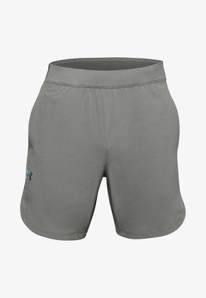 STRETCH SHORTS - Sports shorts - grey