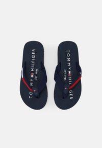 Tommy Hilfiger - UNISEX - T-bar sandals - blue - 3