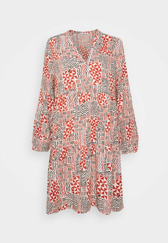 ONLNOVA LIFE THEA DRESS - Sukienka letnia - pink tint