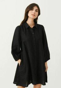 Part Two - ELAINAPW DR - Shirt dress - black - 0