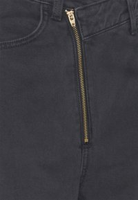 Weekday - ABEL TROUSERS - Straight leg jeans - washed black - 5